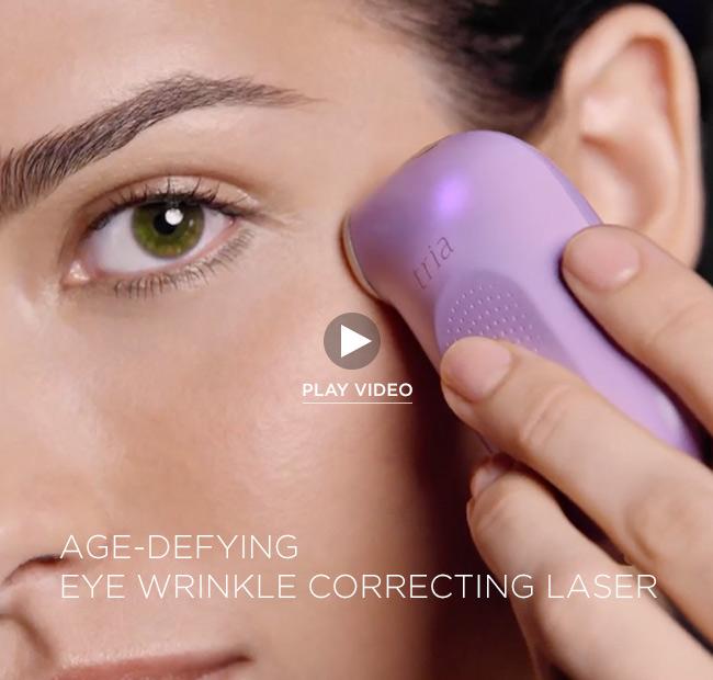 Eye Wrinkle Correcting Laser