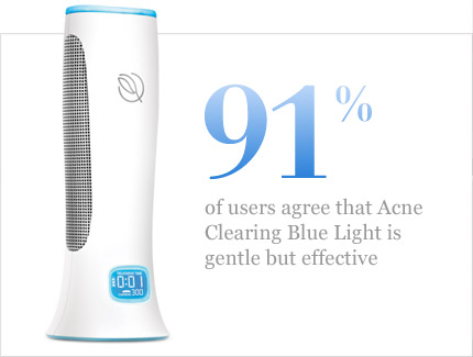 acne clearing blue light laser therapy tria beauty. Black Bedroom Furniture Sets. Home Design Ideas